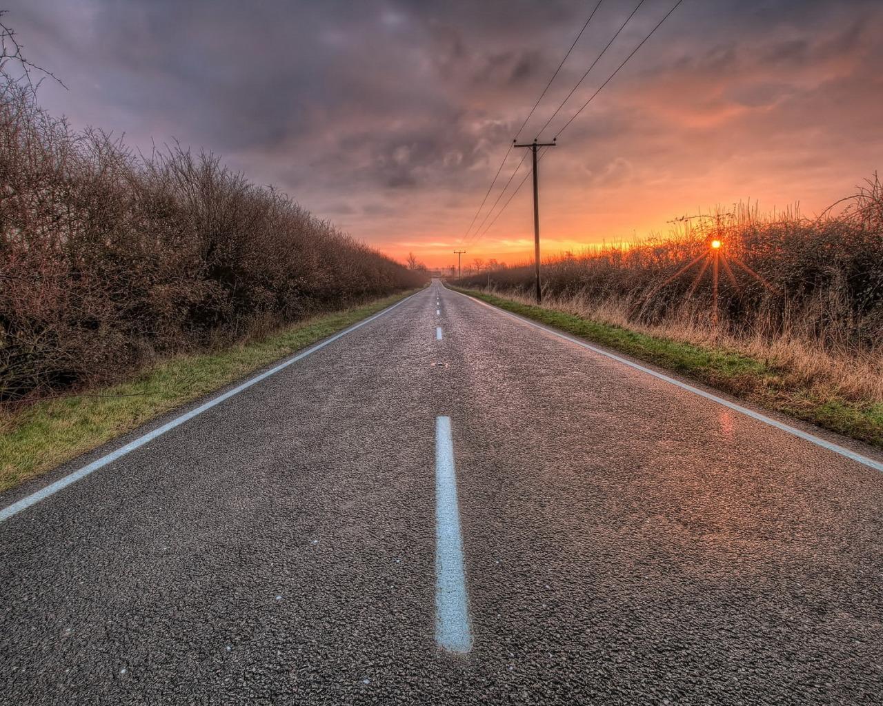 Классные картинки дорога, картинки для