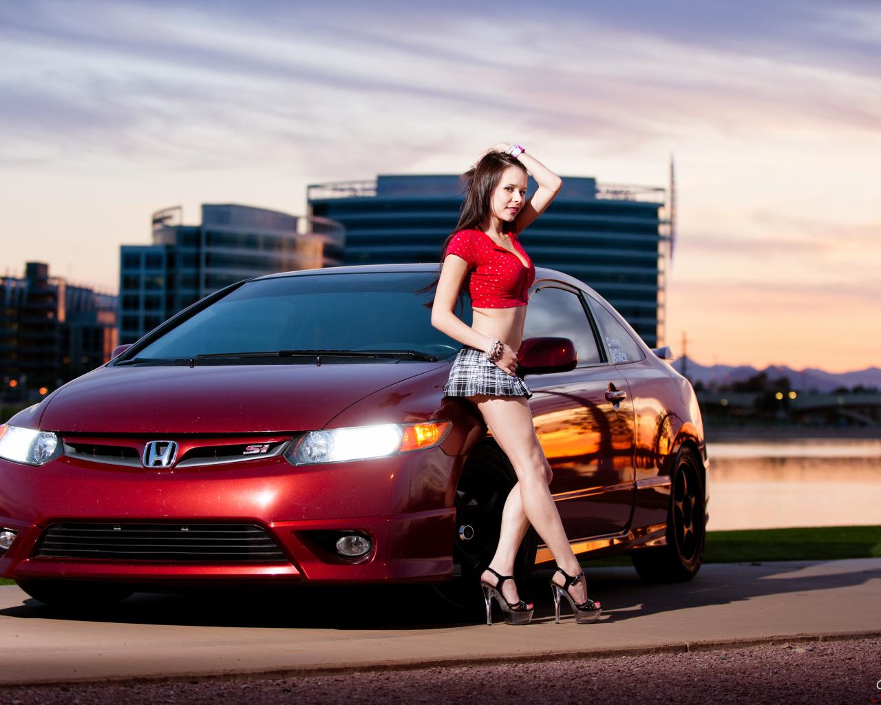 когда перспектива автомобили и девушки фото женских имитатор