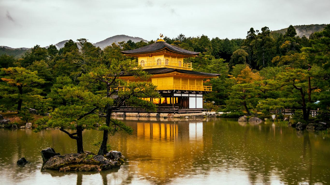может картинка япония пейзаж что, пора познакомиться