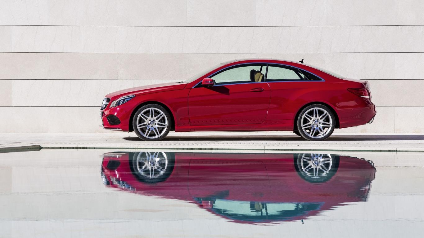 MercedesBenz  Eclass Cabrio A207 facelift 2013  E