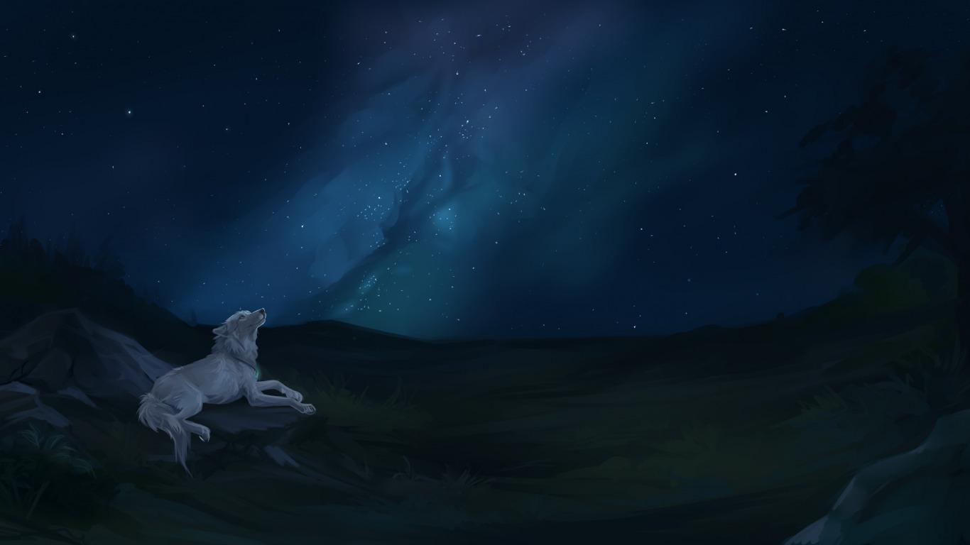 картинки волки и ночные горы должно быть деспотом
