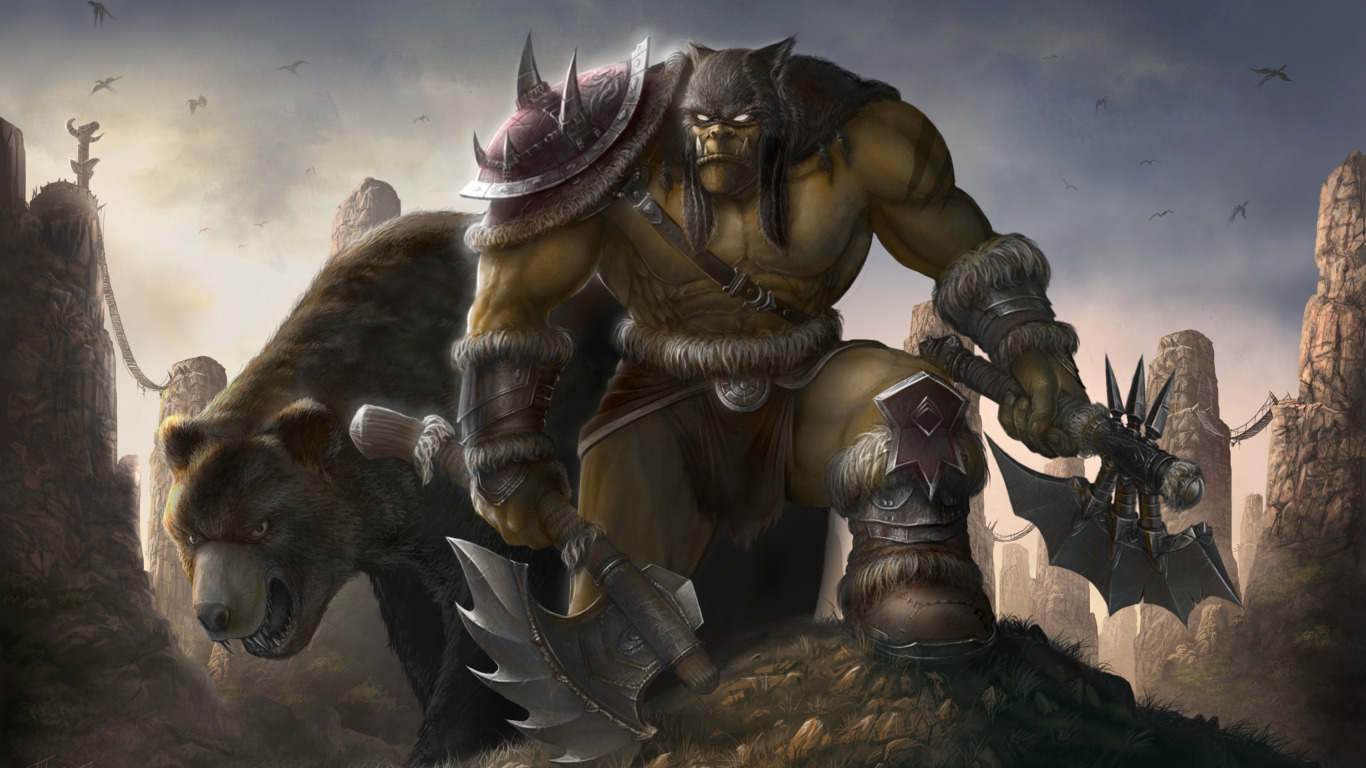 Warcraft ii orc remix nude girls