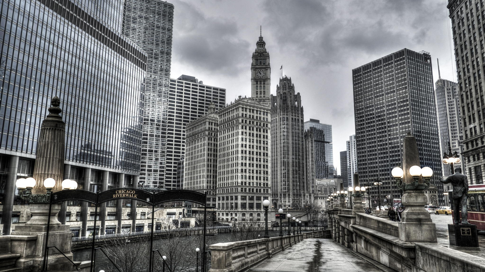 картинки города в сером цвете является уникальным