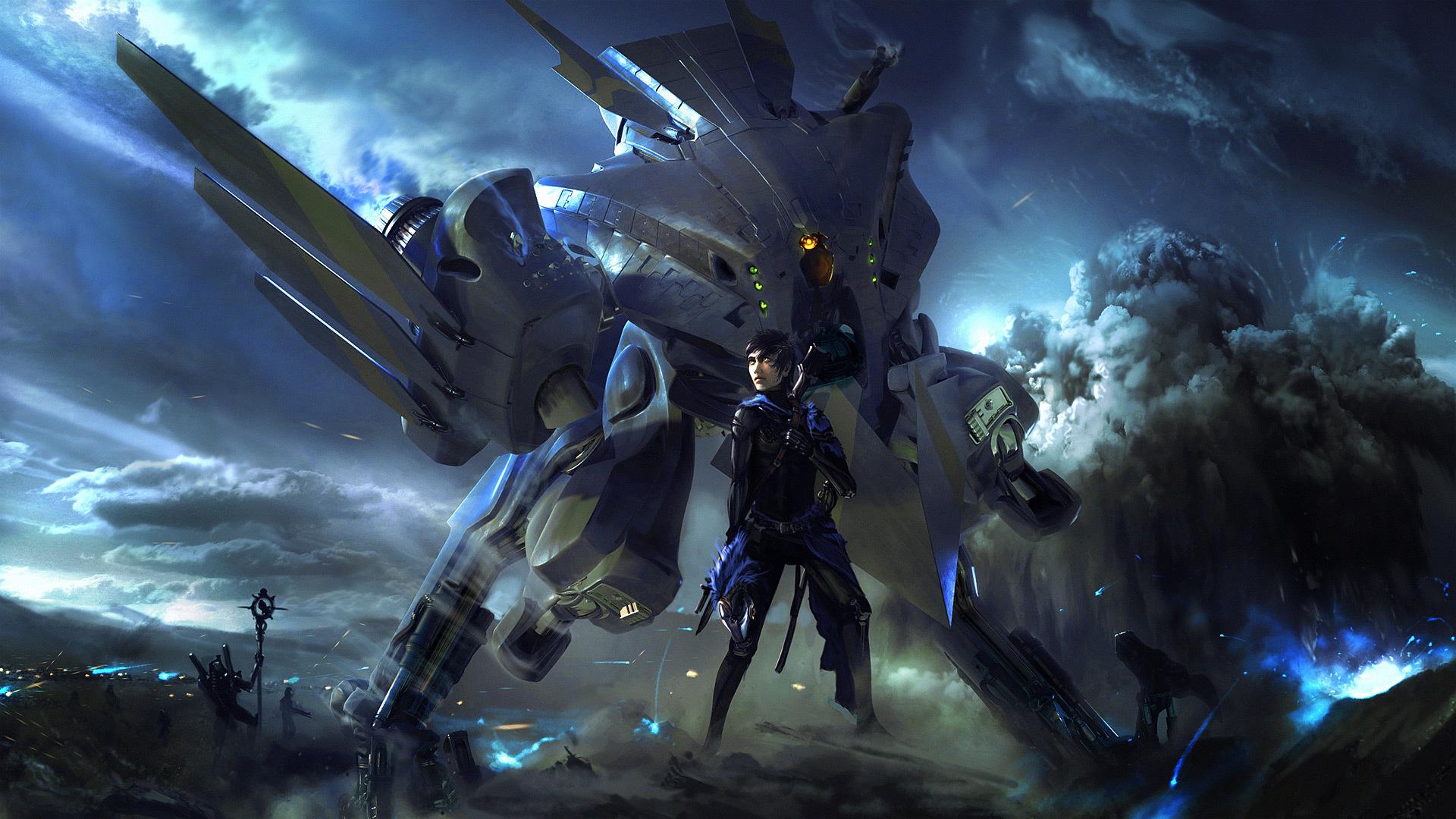 sci fi art - HD1920×1080