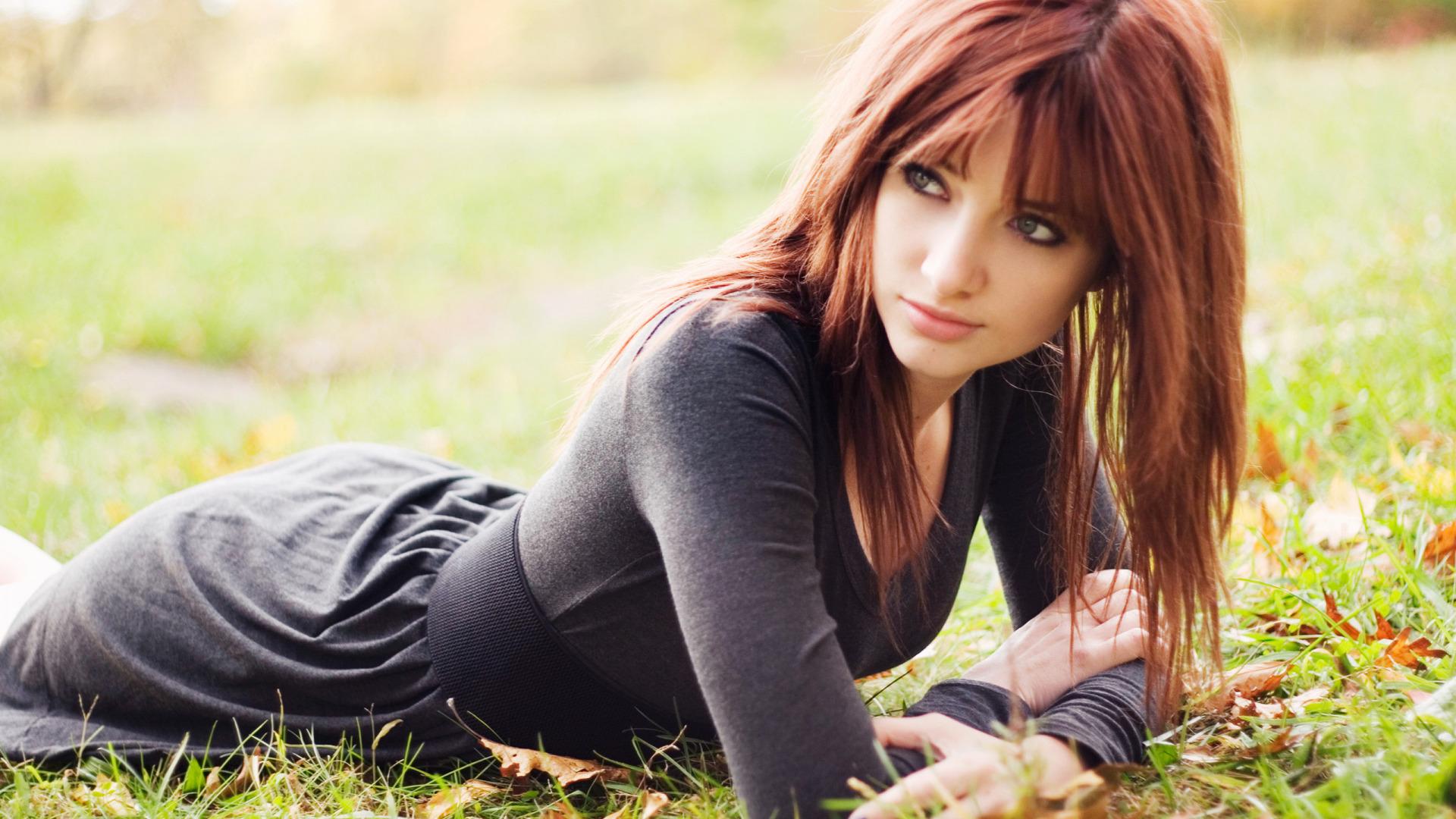 Girl girl redhead #8