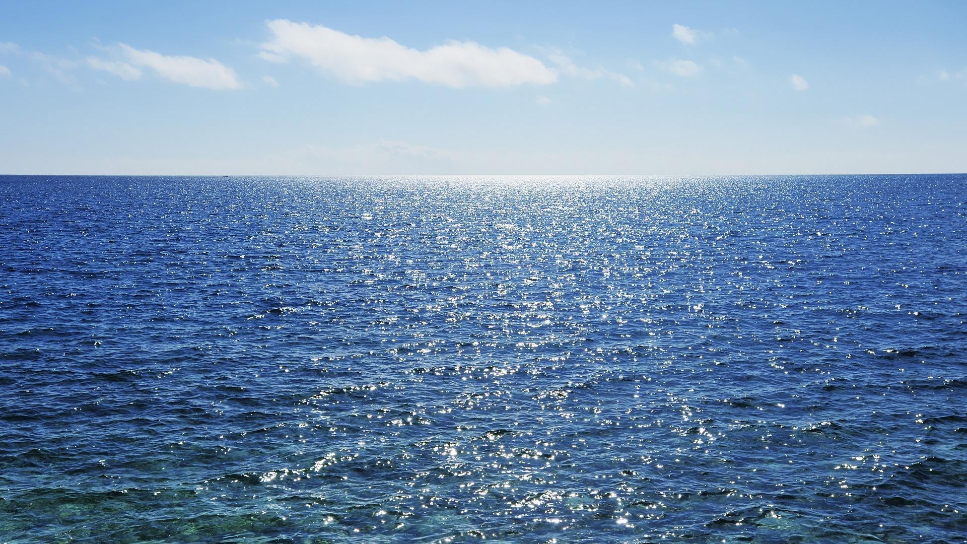 Горизонт над морем  № 274291 бесплатно