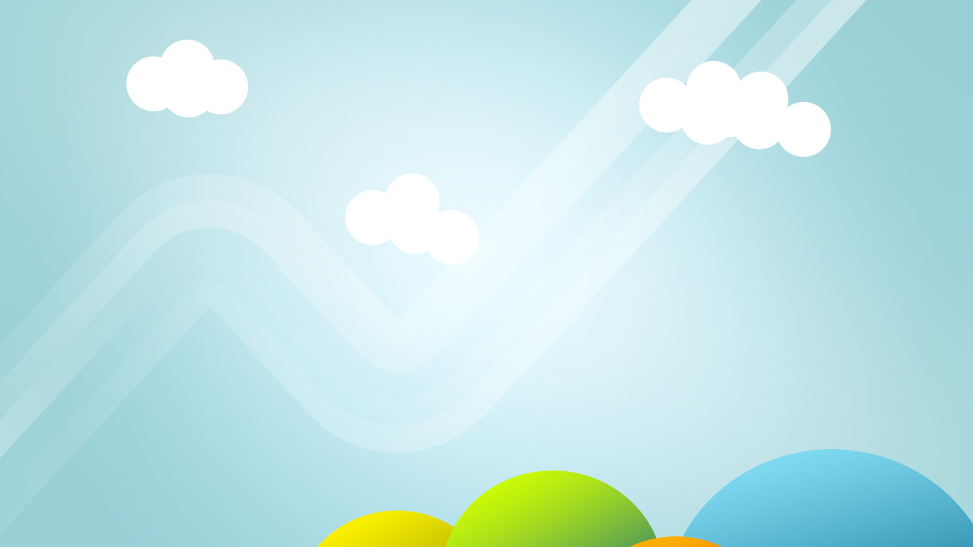 Облака вектор  № 3208106 без смс