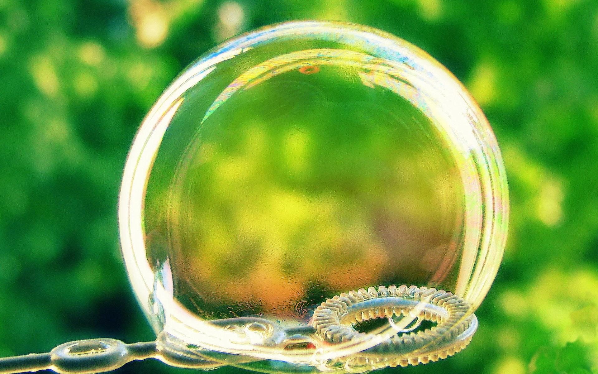 пузыри фон макро  № 3275957 загрузить