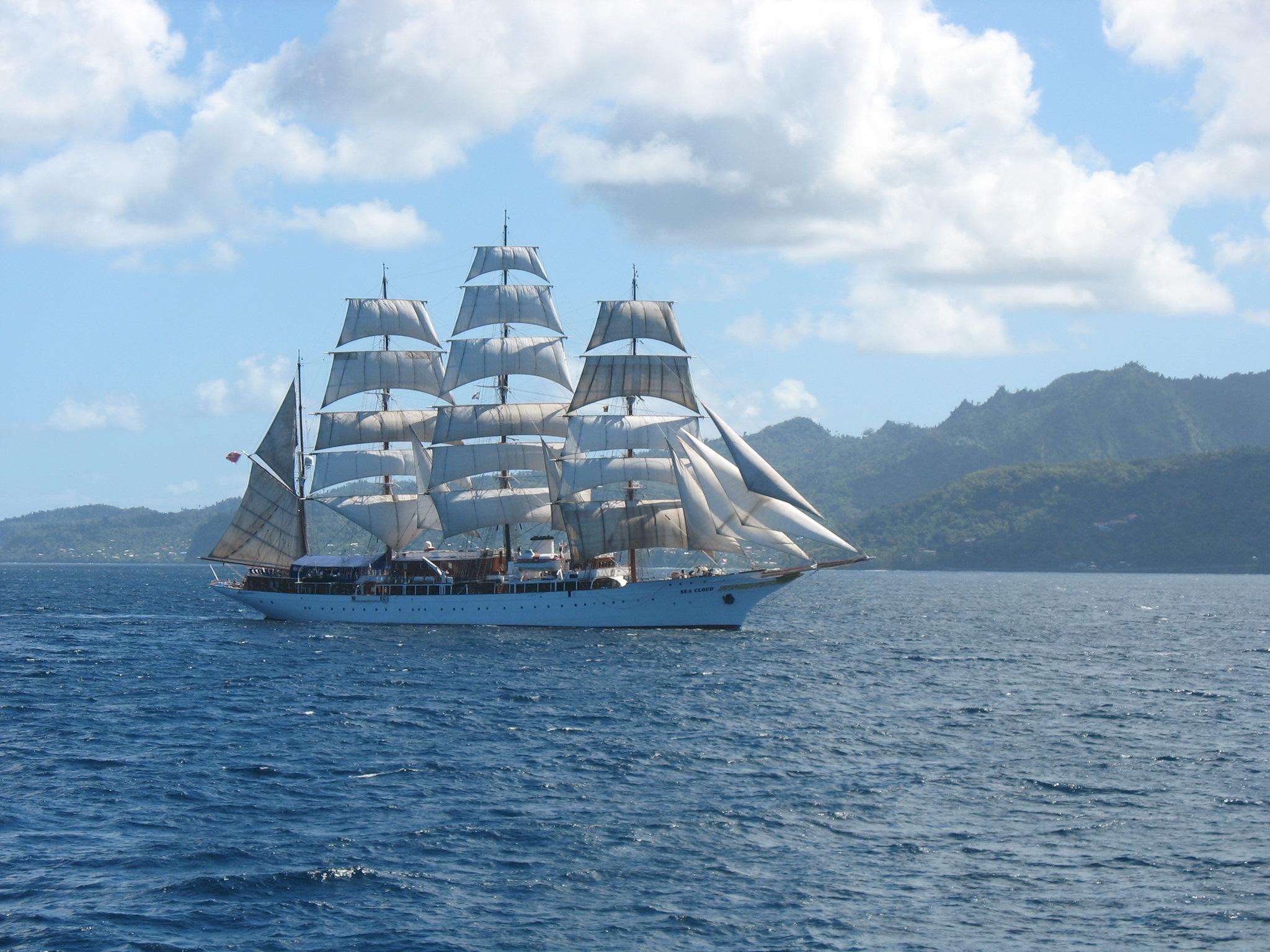 путь фотографии парусников в море крупа, которой