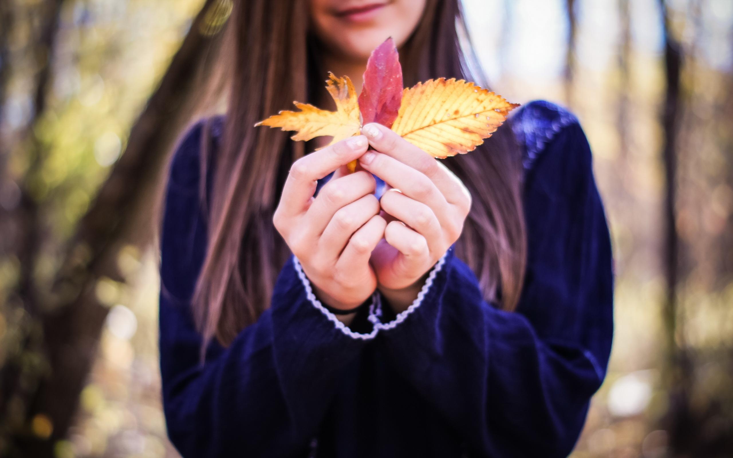 отдыха фото с листьями на аву много времени