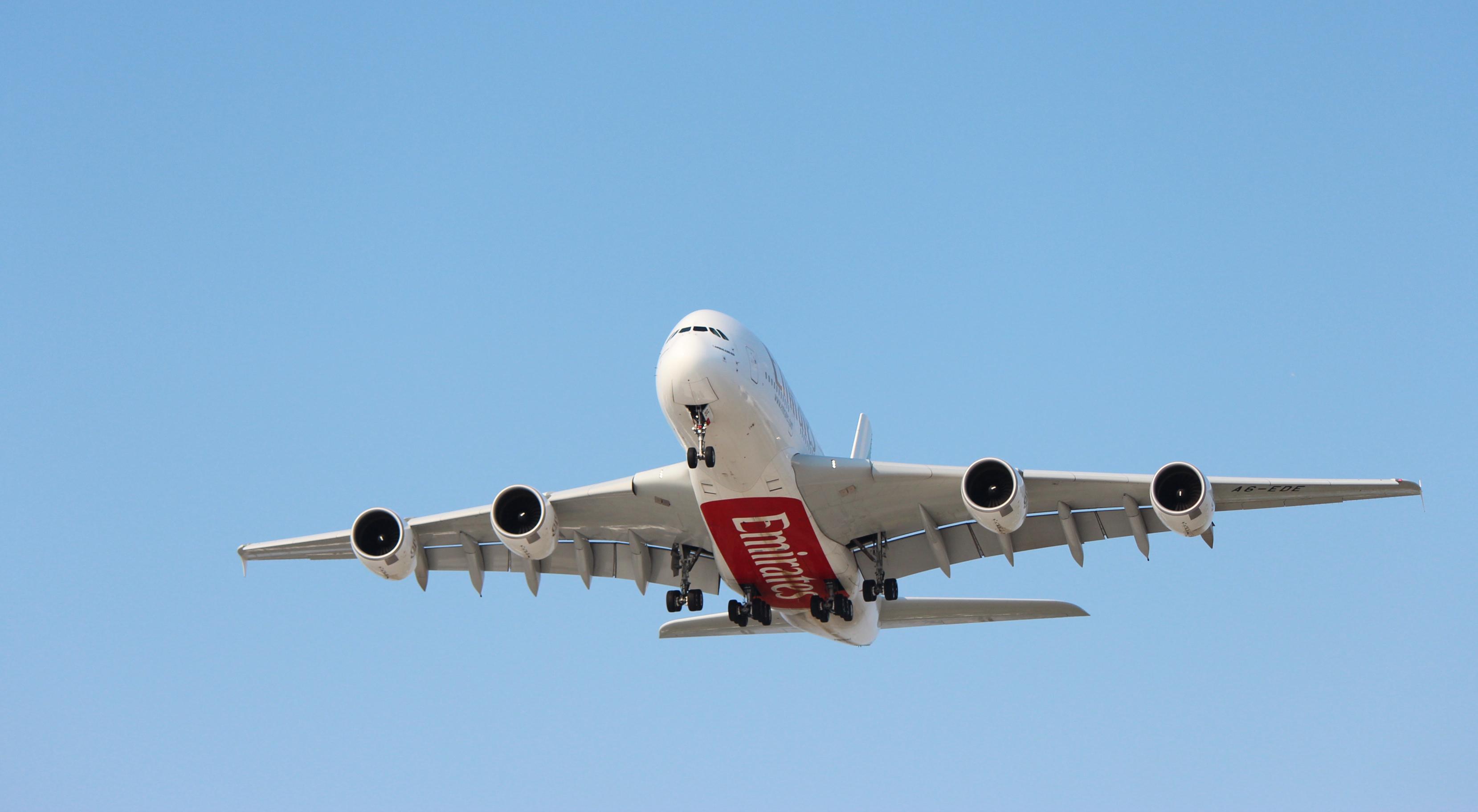 Аэробус А380  № 2361552  скачать