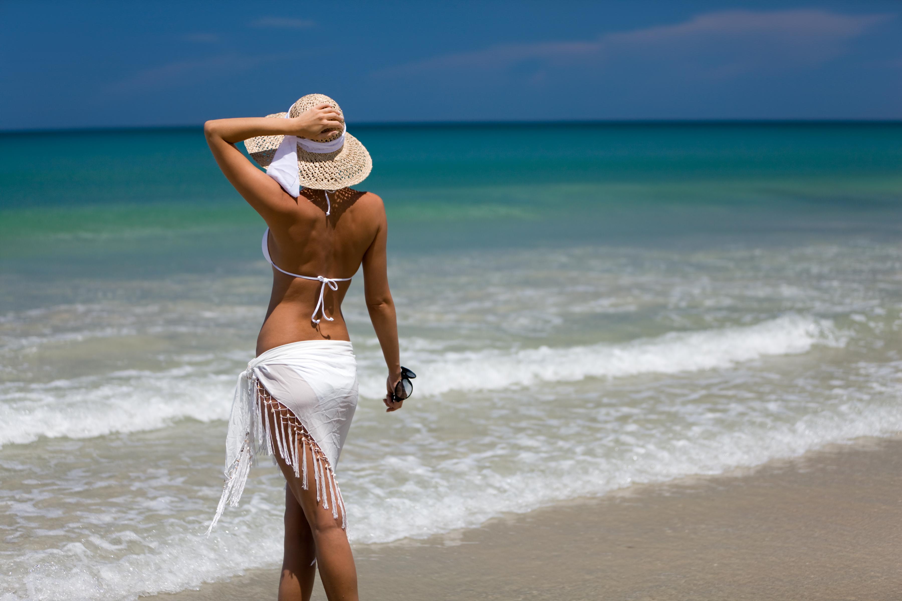 Фото красивые девушки и море 10 фотография