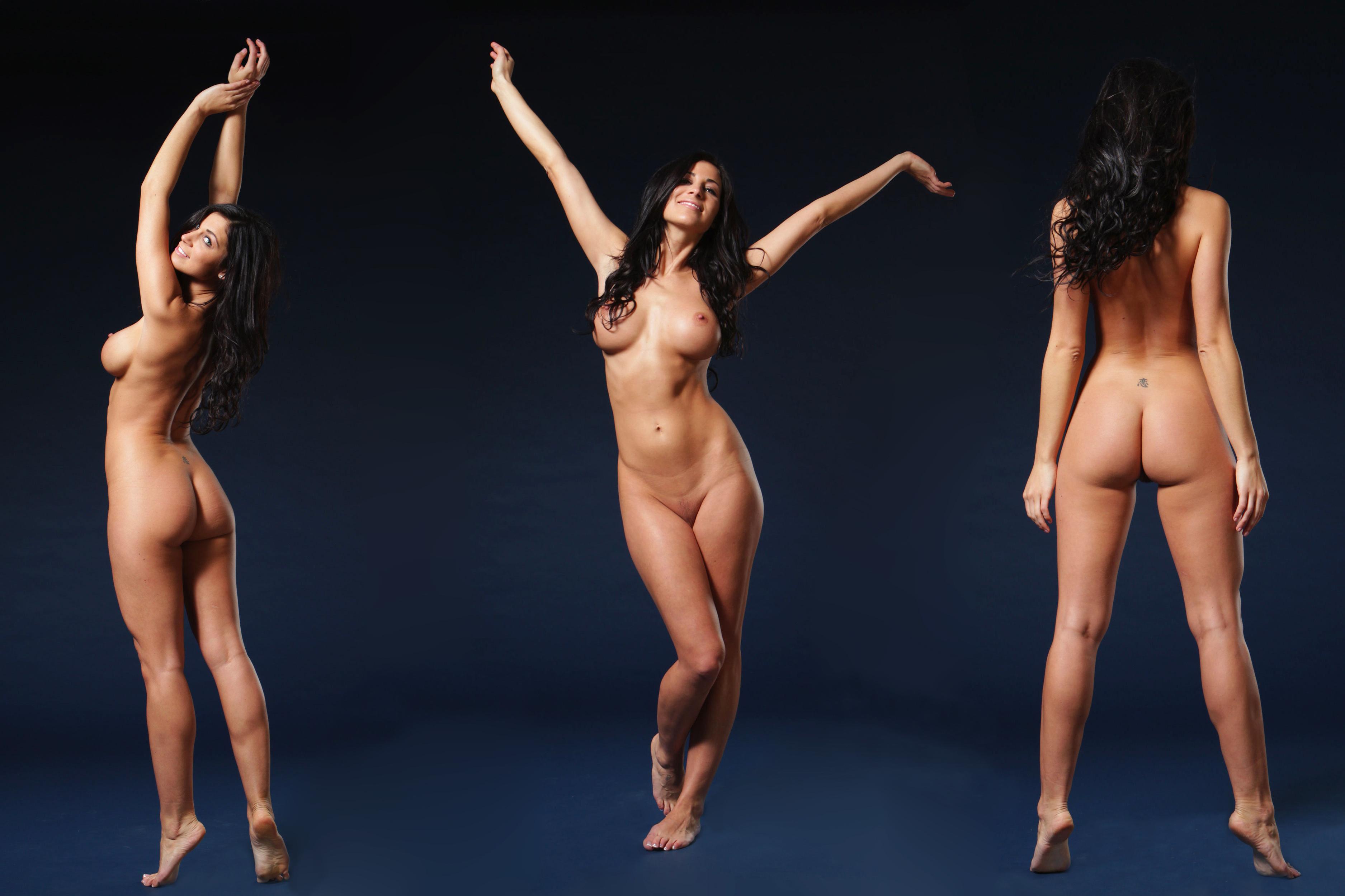 Танец обнаженной попы смотреть #4