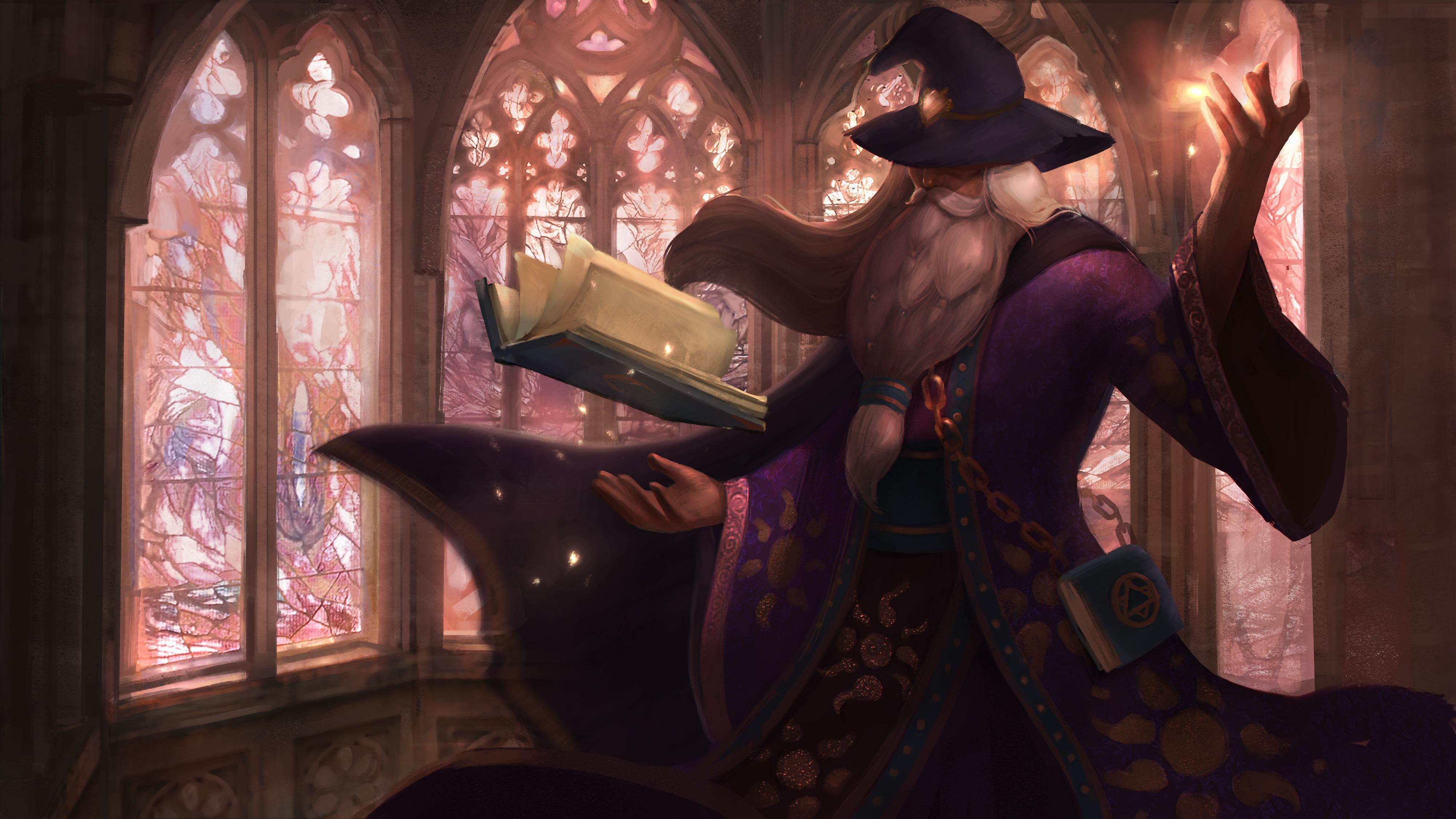 fantasy illusionists magus utopia - HD4000×2250