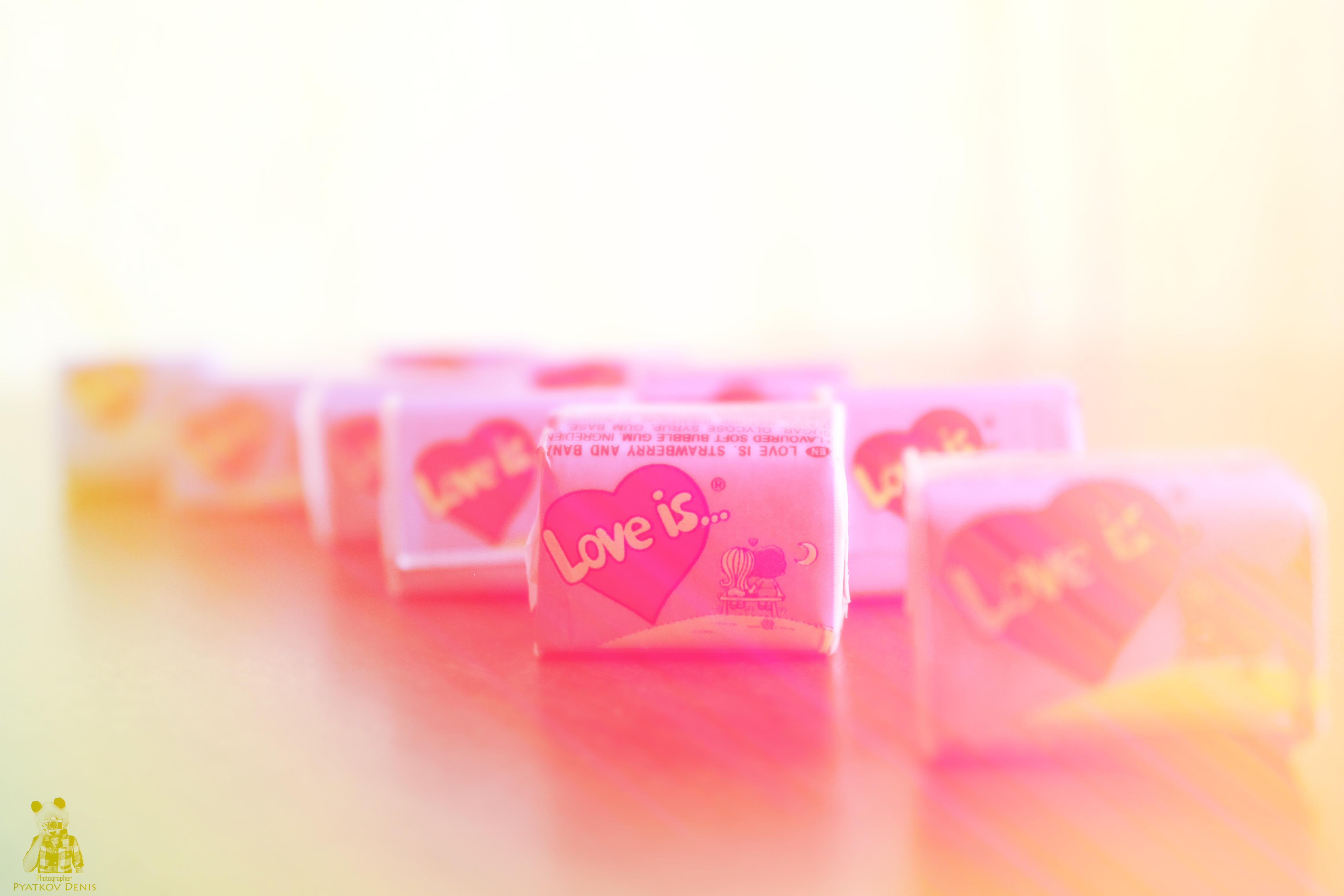 Love is  № 1605385 бесплатно