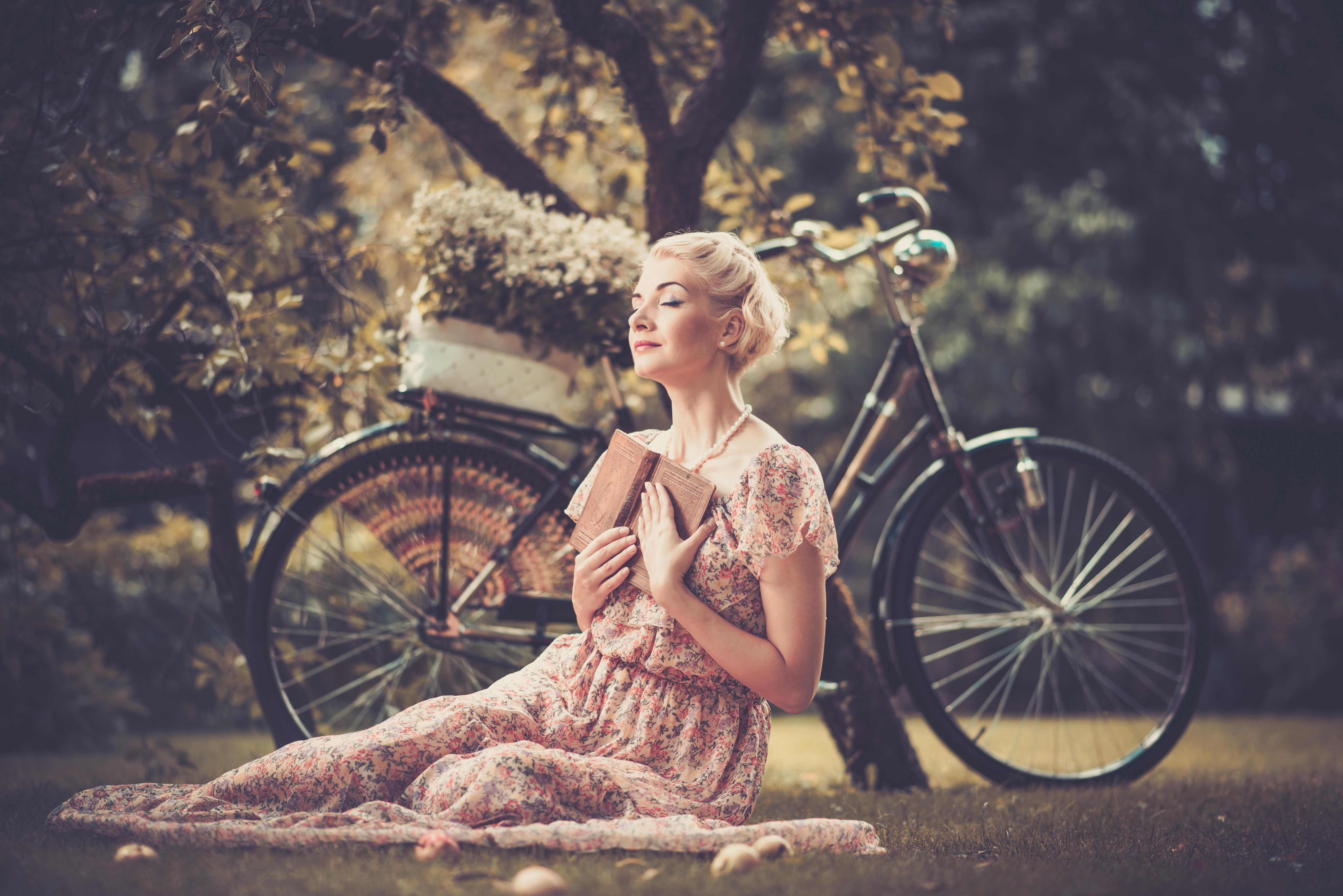 Ретро женщины блондинки 11 фотография