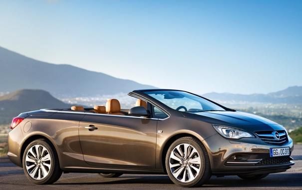 Фото обои машина, Opel, опель, 2013, Cascada