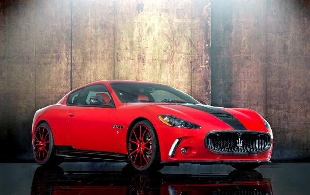 Фото обои mansory, Maserati