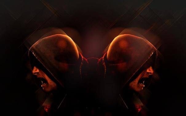 Фото обои Prototype, капюшон, Alex