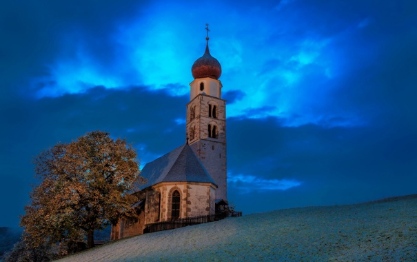Фото обои Italy, Trentino-Alto Adige, Siusi