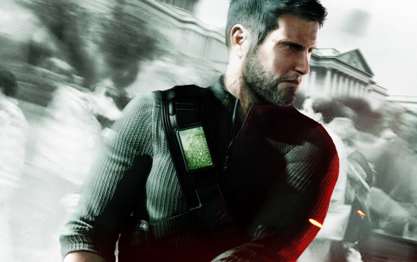 Фото обои splinter cell, Сэм Фишер, conviction, Sam Fisher
