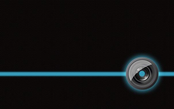 Фото обои круги, фон, сетка, полоса, объектив, ячейки