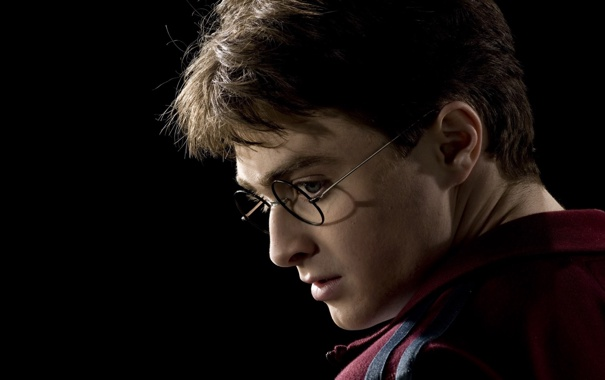 Фото обои Гарри Поттер, Harry Potter, Дениел Ридклифф