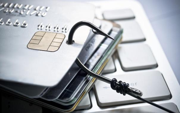 Фото обои hook, credit cards, debit, deceit