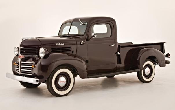 Фото обои Dodge, год, 1941