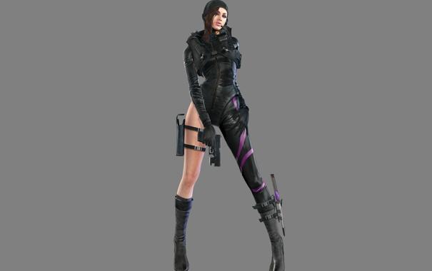 Фото обои фон, игра, Resident Evil, BSAA, Resident Evil Revelations, Jessica Sherawat
