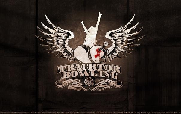 Фото обои metal, rock, band, Tracktor Bowling