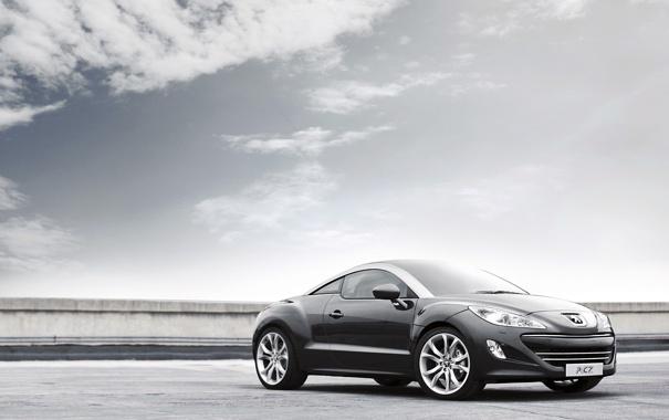 Фото обои машины, пежо, авто обои, peugeot, rcz-a
