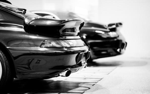 Фото обои Porshe, cars, auto, cars walls, Turbo, wallpapers auto, обои авто