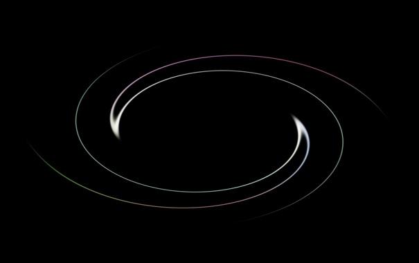 Фото обои лучи, чёрное, абстракция. минимализм
