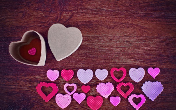 Фото обои любовь, романтика, сердце, love, heart, wood, romantic