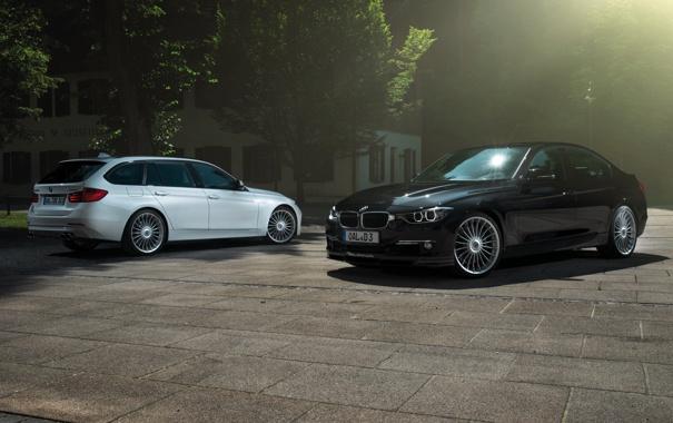 Фото обои бмв, BMW, F30, 3 Series, 2013, Alpina, F31