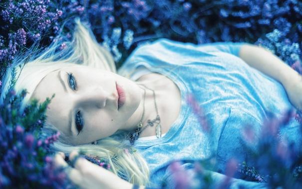 Фото обои dream, sweep, surreal, blue