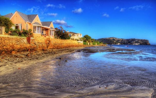 Фото обои пляж, south africa, Leisure Island beach