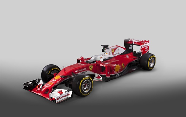 Фото обои формула 1, Ferrari, болид, феррари, Formula 1, SF16-H