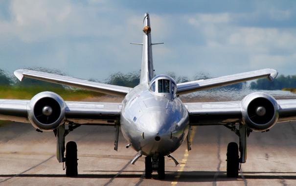 Фото обои бомбардировщик, средний, «Канберра», Electric Canberra