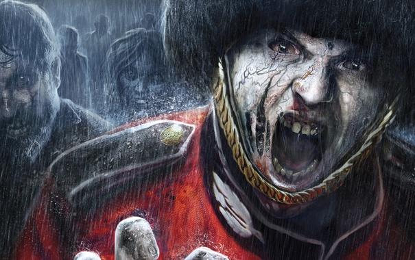 Фото обои зомби, zombie, game, ubisoft, zombiu