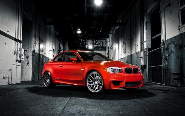 Фото обои бмв, BMW, автомобиль, красная