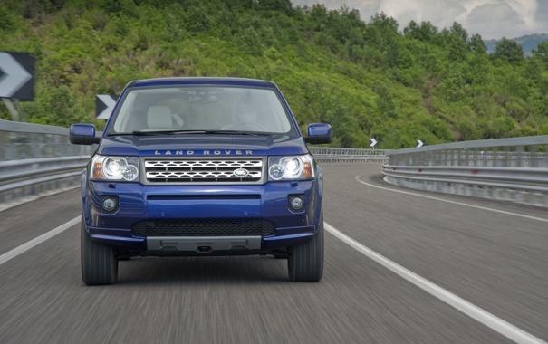 Фото обои авто, land rover, range rover, freelander