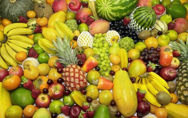 Фото обои food, fruit, plant