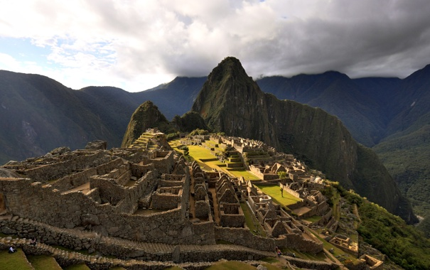 Фото обои peru, machu picchu, lost city, inca