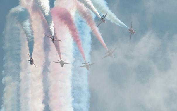 Фото обои самолёты, Red Arrow, Cosford Airshow 2013