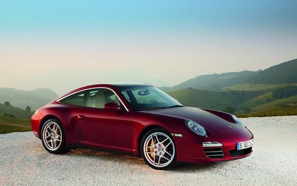Фото обои Porsche, cars, auto, Porsche 911, 911 Carrera, wallpapers auto, обои авто