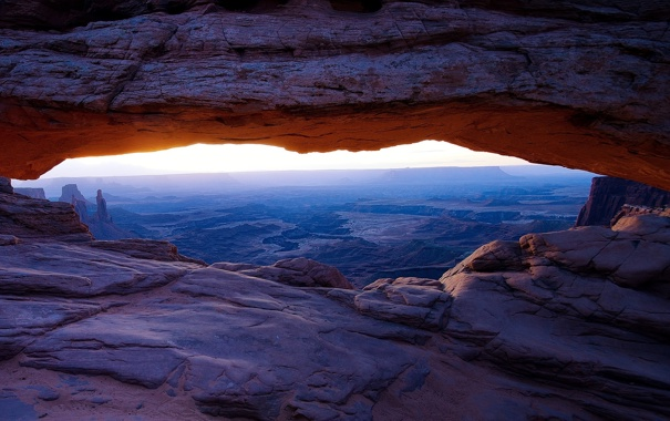 Фото обои USA, США, Штат Юта, Canyonlands National Park, Национальный парк Каньонлендс, State Utha