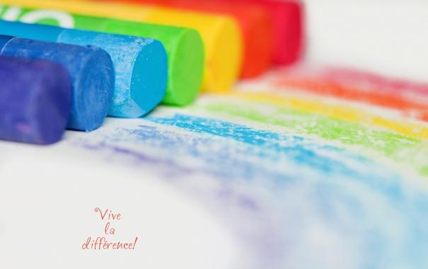 Фото обои фон, цвет, мел