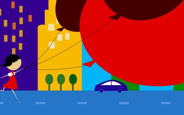 Фото обои wallpaper, red, girl, vodafone, kawal, download, singh